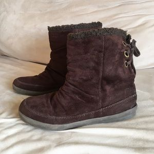 Union Bay brown winter Boots